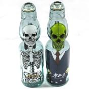 The soda bottle - skeleton