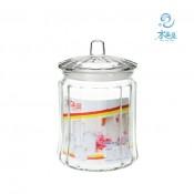 3#條紋儲物罐