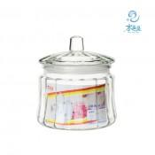 4#條紋儲物罐