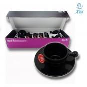 多功能時尚咖啡杯盤禮盒